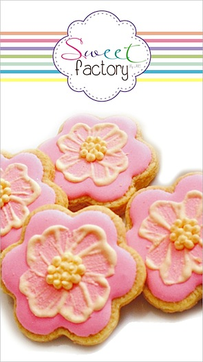 Sweet factory galletas