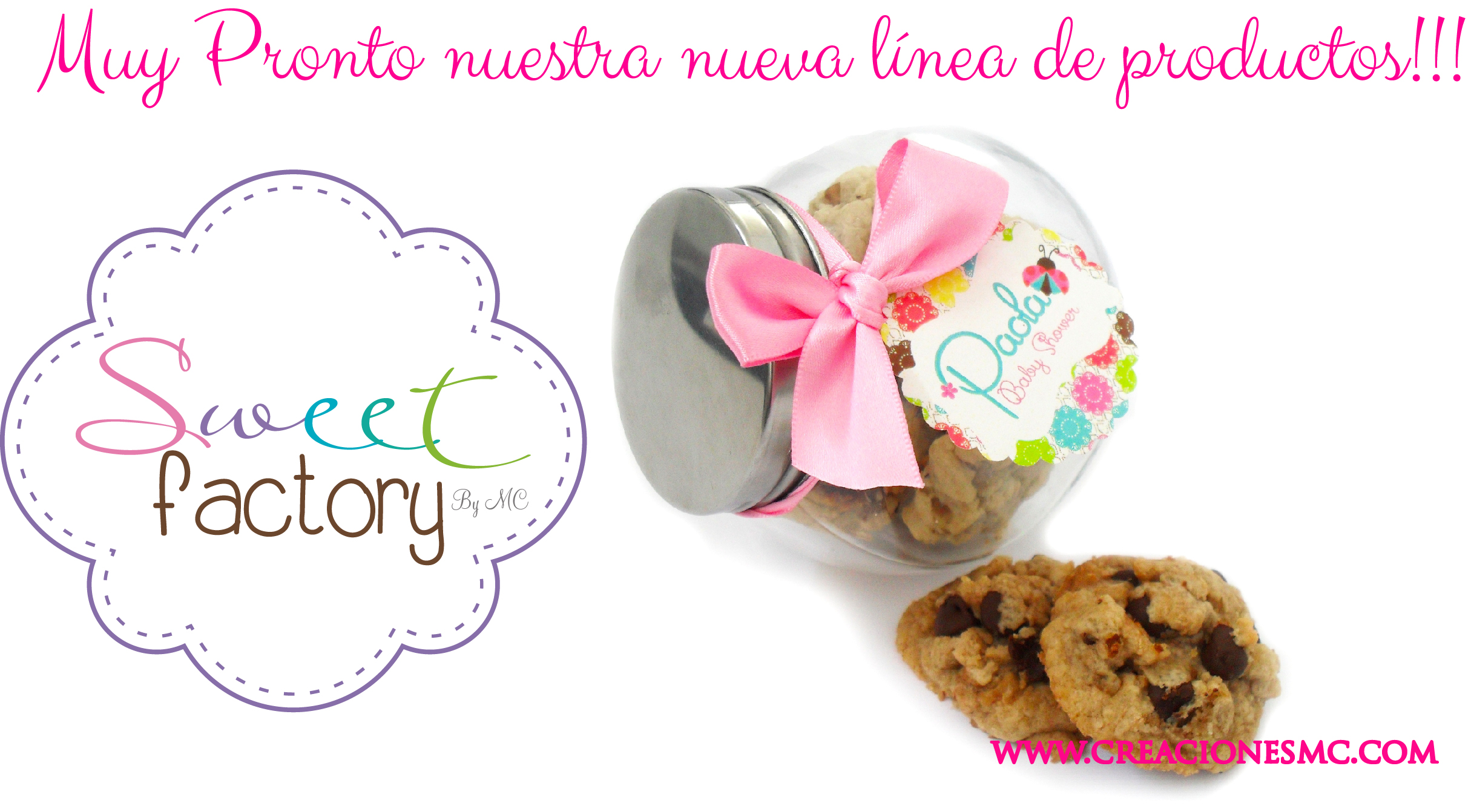 Sweet factory muy pronto