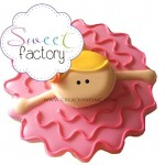galleta ballet, galleta danza, galleta bebe, galleta sweet factory ,