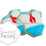galletas decoradas tema mar, galletas de bebes, galletas sweet factory