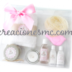 Caja de spa luxury